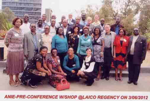 ANIE Nairobi 2012