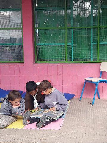 escuela 230 lectura